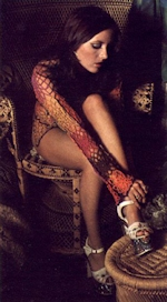 Dawn Shaw - September Penthouse Pet 1976