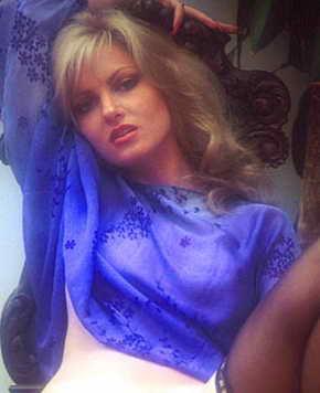 Divina Celeste - February Penthouse Pet 1982
