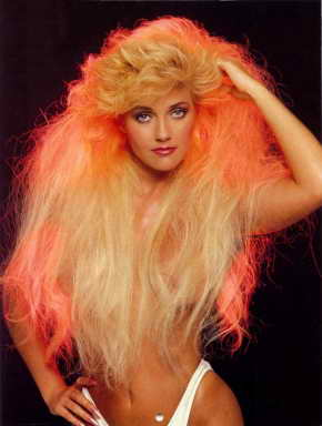 Ginger Miller - September Penthouse Pet 1986