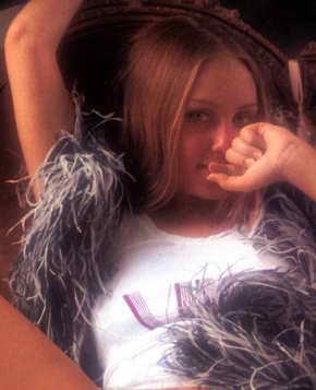 Lari Jones - July Penthouse Pet 1982