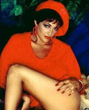 Lori Baker - December Penthouse Pet 1985