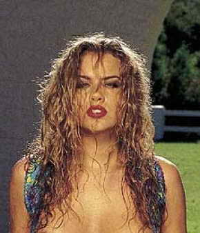 Melissa Starr - November Penthouse Pet 2001