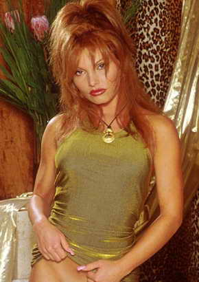 Miel Angel - May Penthouse Pet 1999