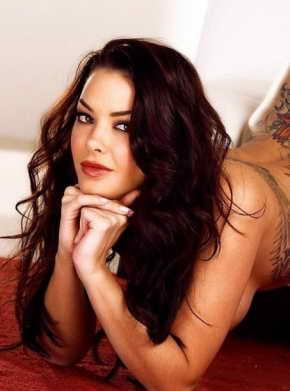Natalia Cruze (Sophia Santi)- November Penthouse Pet 2002