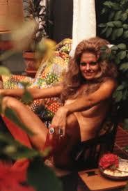 Patricia Barrett - January Penthouse Pet 1972