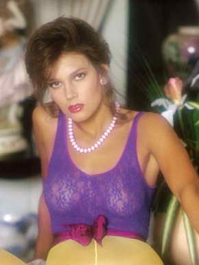 Phyliss Partin - July Penthouse Pet 1985