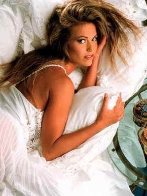 Samantha Phillips (Radio Host) - June Penthouse Pet 1993