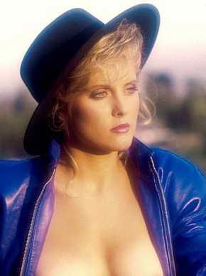 Simone Brigitte - April Penthouse Pet 1989