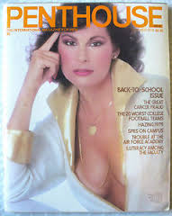Tammy Hill - October Penthouse Pet 1979