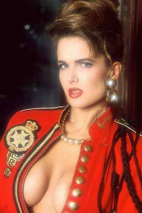 Tiffany Burlingame - February Penthouse Pet 1994