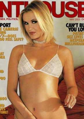 Victoria Bonne - April Penthouse Pet 2003