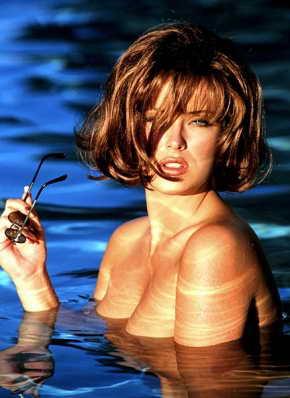 Nanna Gibson (Nana Elliot, Dina Jewel) - February Penthouse Pet 1998