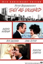 They All Laughed Film Starring Dorothy Stratten