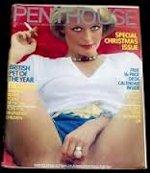 Adrian King - December Penthouse Pet 1976