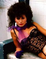 Antonia Larsen - February Penthouse Pet 1983