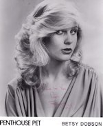 Betsy Dobson - November Penthouse Pet 1980