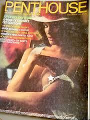 Cathy Green - December Penthouse Pet 1974