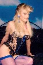 Connie Gauthier- May Penthouse Pet 1987