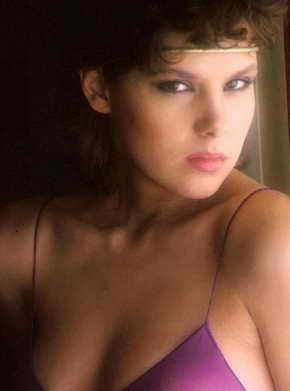 Debbie Tays - August Penthouse Pet 1984