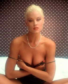 Delia Sheppard - April Penthouse Pet 1988