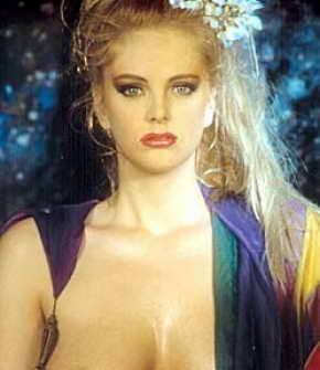 Diana Van Gils - October Penthouse Pet 1989