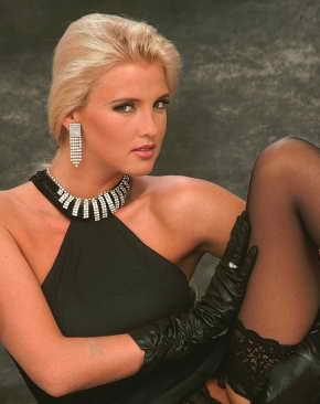 Diana Van Laar - December Penthouse Pet 1990
