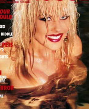 Diane Thomas - March Penthouse Pet 1996
