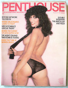 Diane Weber - August Penthouse Pet 1979