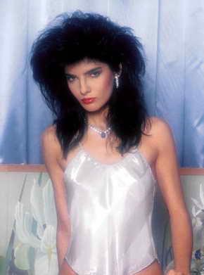 Fasha - May Penthouse Pet 1985