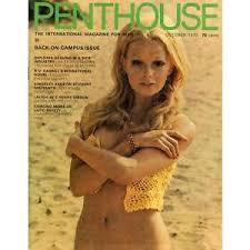 Heide Mann - October Penthouse Pet