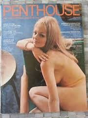 Jacquie Simmons-Jude - April Penthouse Pet 1971