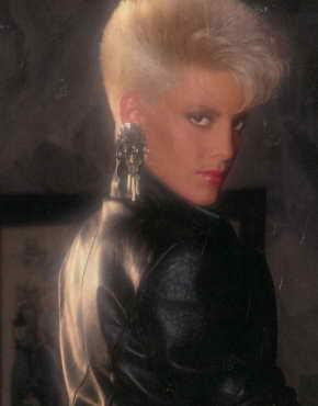 Jaqueline Winfield - April Penthouse Pet 1990