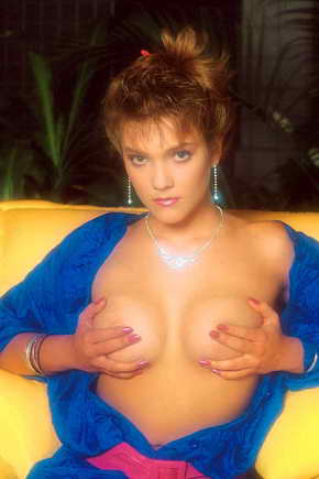 Jill Shawntai - December Penthouse Pet 1986