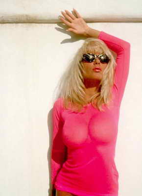 Julie K. Smith - February Penthouse Pet 1993