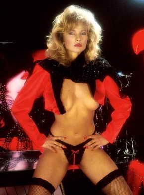 Katja Zajcek - June Penthouse Pet 1989