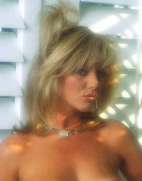 Kelley Wild - May Penthouse Pet 1988