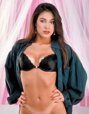 Kia Delao - April Penthouse Pet 1996