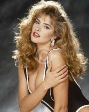 Kirsten Stewart (Kirsten Imrie) - December Penthouse Pet 1989