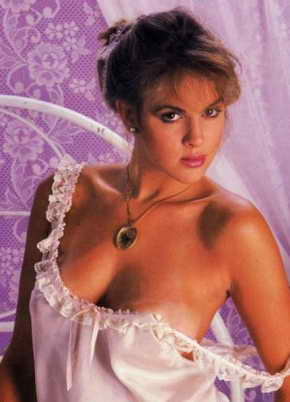 Krista Pflanzer - July Penthouse Pet 1986