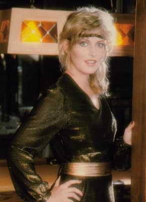 Krista Simon - July Penthouse Pet 1983