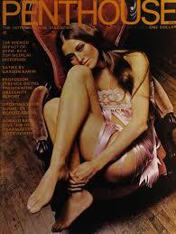 Lesley Harrison - July Penthouse Playmate 1972