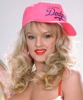 Levena Holmes - December Penthouse Pet 1993