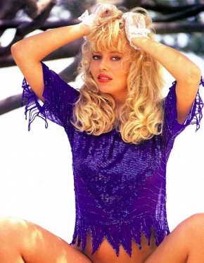 Linda Johansen - September Penthouse Pet 1990