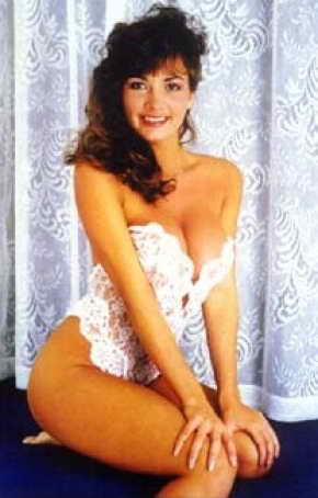 Linda Johnson - February Penthouse Pet 1987