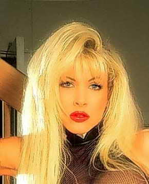 Lisa Gayle - October Penthouse Pet 1996