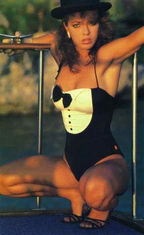 Lisa Schultz - December Penthouse Pet 1983