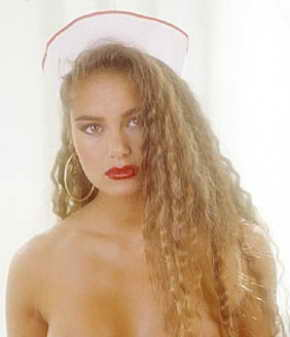 Lola Anders - February Penthouse Pet 1989