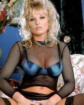 Lydia Schone - January Penthouse Pet 1995