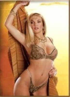 Lynn Johnson - September Penthouse Pet 1989