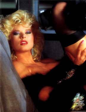 Mahalia Maria - January Penthouse Pet 1991